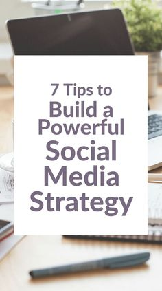7 Tips to Build a Powerful Social Media Strategy << Dazzle VA AND Take this Free Full Lenght Video Training on HOW to Start an Online Business How to build your OWN business selling OTHER peoples products! Online Marketing, Social Media Marketing, Digital Marketing, Mobile Marketing, Business Marketing, Affiliate Marketing, Social Media Content, Social Media Tips, Twitter Tips