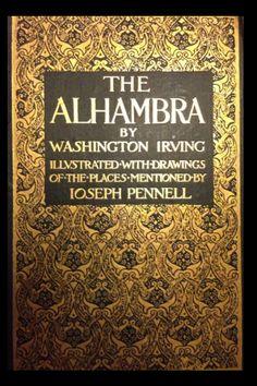 The Alhambra  Washington Irving Macmillan 1896