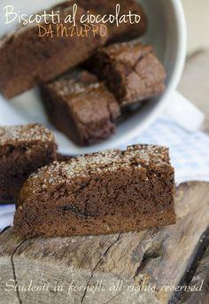 biscotti al cioccolato da inzuppo ricetta biscotti facili e golosi