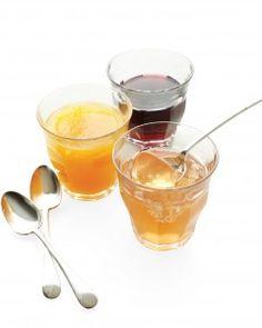 "Homemade Fruit Juice Gelatin Recipe (""Healthy Jello"") | MarthaStewart.com"