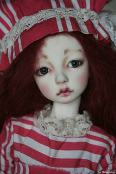 Bjd dollstown Deogi, heliantas OOAK