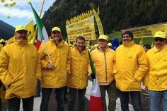 """Coldiretti, la protesta al Brennero: """"da questa frontiera passano 3,5 milioni di litri di latte sterile"""""""