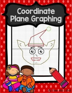 This is a coordinate plane activity I created that includes plotting ...