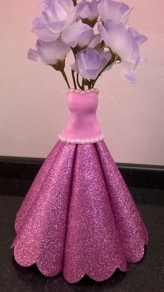 Best 12 Full Starter Set of 8 Bodices plus 4 Giant Flower Templates Plastic Bottle Crafts, Diy Bottle, Wine Bottle Crafts, Bottle Art, Diy Crafts Hacks, Diy Home Crafts, Crafts For Kids, Diy Para A Casa, Giant Paper Flowers
