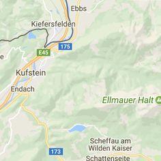 Bekijk, print en download de recreatieve fietsroute 'Kitzbuhel: weinig verkeer met de fiets' van natuurhuisje.be (54.5 km).