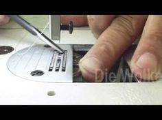 Regulagem da Lançadeira da Reta | Cantinho do Video Costura em Roupas