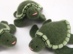 Sea Turtle, waldorf toy, eco friendly toy, all natural toy, toy turtle, stuffed turtle