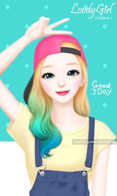 Find images and videos about girl, wallpaper and Enakei on We Heart It - the app to get lost in what you love. Love Cartoon Couple, Cute Cartoon Girl, Cute Kawaii Girl, Cute Girl Pic, Cartoon Kunst, Cartoon Art, Big Eyes Artist, Horse Girl Photography, Lovely Girl Image