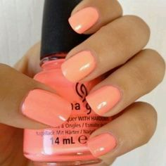 Love this amazing coral color!!