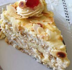 Greek Sweets, Greek Desserts, Greek Recipes, Cookbook Recipes, Dessert Recipes, Cooking Recipes, Pastry Art, International Recipes, Cake Cookies