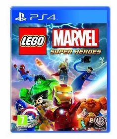 LEGO Marvel Super Heroes (PlayStation 4) - Warner Bros