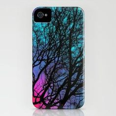 the trees - this is a cool phone case
