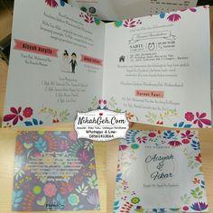 https://nikahgeh.com - Undangan pernikahan .  Soft cover Full Colour Laminasi/Dof bolak-balik Kertas paling tebal art carton 310gr Bebas tambah foto Custom (bisa desain sendiri mix desain) Free e-invitation tag souvenir label nama dan plastik  Tanya-tanya atau info lebih lanjut hubungi :  WA : 08561410064 Line : nikahgeh  #weddingserang#undanganserang #infoserang #undanganminimalis #simpleinvitation #undangancantik #pesanundangan #invitationserang#kotaserang#undangancilegon…