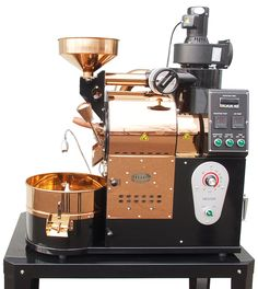 our new Roaster available now: www.joefrex.eu