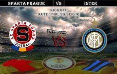 Sparta Prague vs Inter 29.09.2016 Predictions - PPsoccer