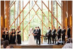 From European chateaux to tropical beaches and unique stateside spots, here are our top picks for the most gorgeous wedding venues around the globe. Eureka Springs Arkansas, Wedding Renewal Vows, Bridesmaid Getting Ready, Chapel Wedding, Dream Wedding, Tropical Beaches, Wedding Pictures, Wedding Ideas, Wedding Decor