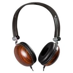 Wooden Head Phones $9.99