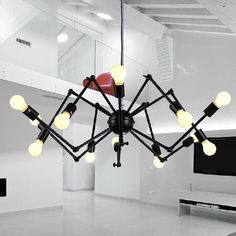 106.00$  Buy here - http://alitsm.worldwells.pw/go.php?t=32535567412 - American industrial Loft Vintage pendant light E27  iron black painted for living/ dining room home decoration lamp