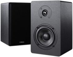 speakers create a serious problem if malfunctioned in the midst of every party. In this article, we take a look at best powered speakers that. Best Speakers For Vinyl, Best Powered Speakers, Home Audio Speakers, Audio Room, Bookshelf Speakers, Bookshelves, Best Sound System, Passive Speaker, Media Room Design