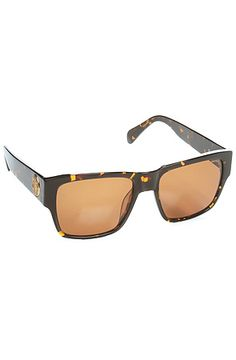 71faf52038a0c The Violento Sunglasses in Tortoise by Crooks and Castles