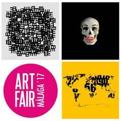 ART FAIR MÁLAGA 2017 Feria Internacional de Arte Contemporaneo  Palacio de Ferias Y Congresos - Málaga  30 giugno - 2 luglio  2017