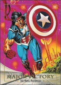 Marvel Masterpieces 2007 Base Card #59 Ms Marvel