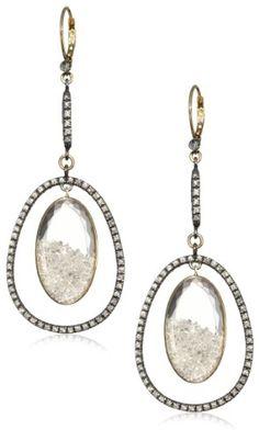 """Moritz Glik """"Kaleidoscope"""" 18K Gold and Floating Diamond Dangle Earrings Moritz Glik,http://www.amazon.com/dp/B005EL5W6M/ref=cm_sw_r_pi_dp_5Afusb0HQGB04KJC only 15,000 hahaha"""