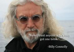 Billy Connolly - Noah MacManus - Boondock Saints (and so many other great films: Mrs. Brown, Fido, Still Crazy and very soon: THE HOBBIT! Billy Connolly, Glasgow, Atheist Agnostic, Free Thinker, People Of Interest, Atheism, Man Humor, Middle Earth, The Hobbit