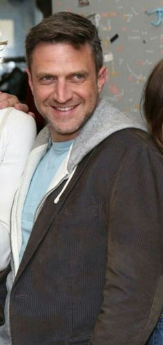 Raul Esparza at 'An American Daughter' benefit reading.