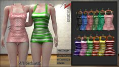 https://flic.kr/p/Zb4LDU | [BrunStyle] 50's Swimsuit (Fitted Mesh) | Marketplace:  marketplace.secondlife.com/p/BrunStyle-50s-Swimsuit-Fitte...