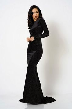 8505e0a6a83 The top 19 FISHTAIL MAXI DRESS - WHOLESALE - LONDON images