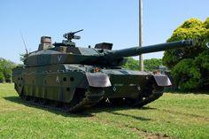 JGSDF Type 10 MBT