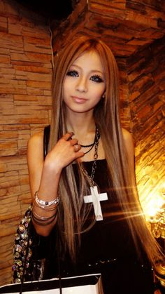 gyaru-kei « Your Youtopia hair <3                                                                                                                                                     Más