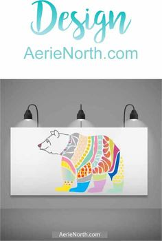 AerieNorth.com Minimalist Contemporary Tribal Art Prinnts. Tribal Art, Minimalist, Art Prints, Contemporary, Design, Home Decor, Art Impressions, Decoration Home, Room Decor