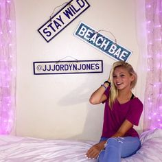 obsessed with my personalized signs ❤️ thank you @weatheredsigns and @brandymelvilleusa @brandysigns
