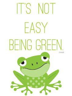 Classroom Freebies Too: Frogs!