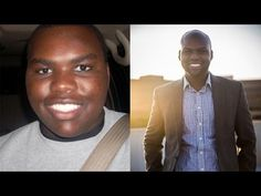 Man loses 140 pounds during freshman year of college