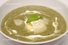 PrzepisAli na zupę z rukoli