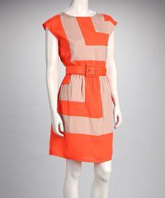 Look at this Harvé Benard Orange