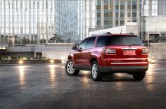 Check out our amazing selection of the 2014 GMC Acadia at Crawford Buick GMC!