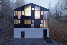 Haus Hohlen   Jochen Specht   Dornbirn, Austria