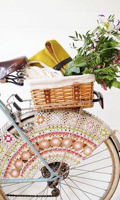 Polkupyörän pinnasuojus | Meillä kotona