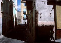 Harry Gruyaert - France. Perpignan. The gypsy quarter. 1998.