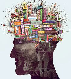 Your brain on books.