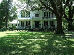 OldHouses.com - 1830 Antebellum - The Farnum House in Orangeburg, South Carolina