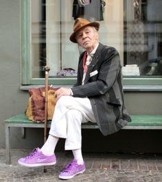 Fashion beyond the age