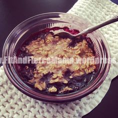 If you love berry cobbler, then you'll love this 21 Day Fix and 21 Day Fix Extreme-approved dessert!