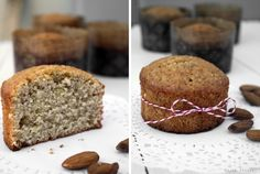 Delicious Shots: Mini almond cake