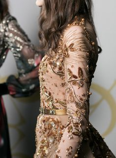 Elie Saab's New Game Of Thrones-esque Couture Collection