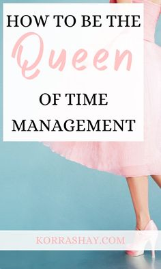 How to be the queen of time management! Forgetting Things, Habits Of Successful People, Time Management Skills, Planning And Organizing, Work Motivation, How To Stop Procrastinating, Achieving Goals, Graduate School, Life Organization